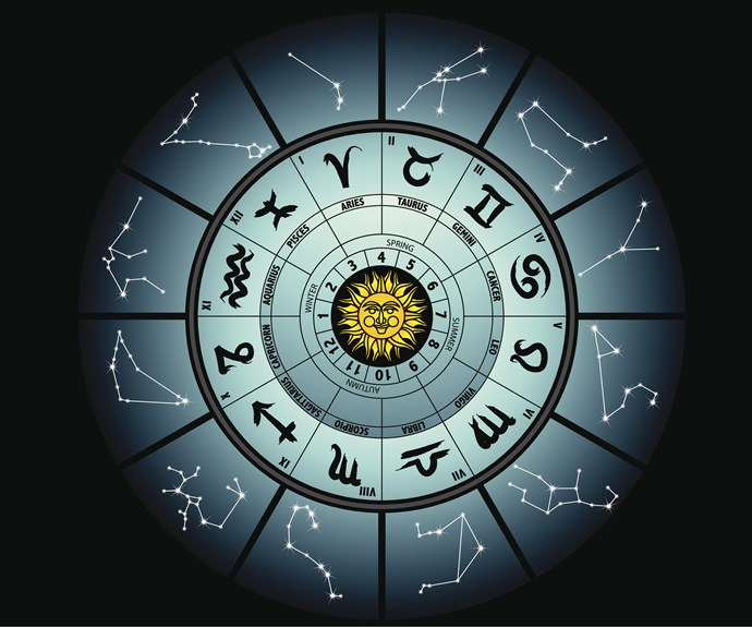 Horoscope illustration