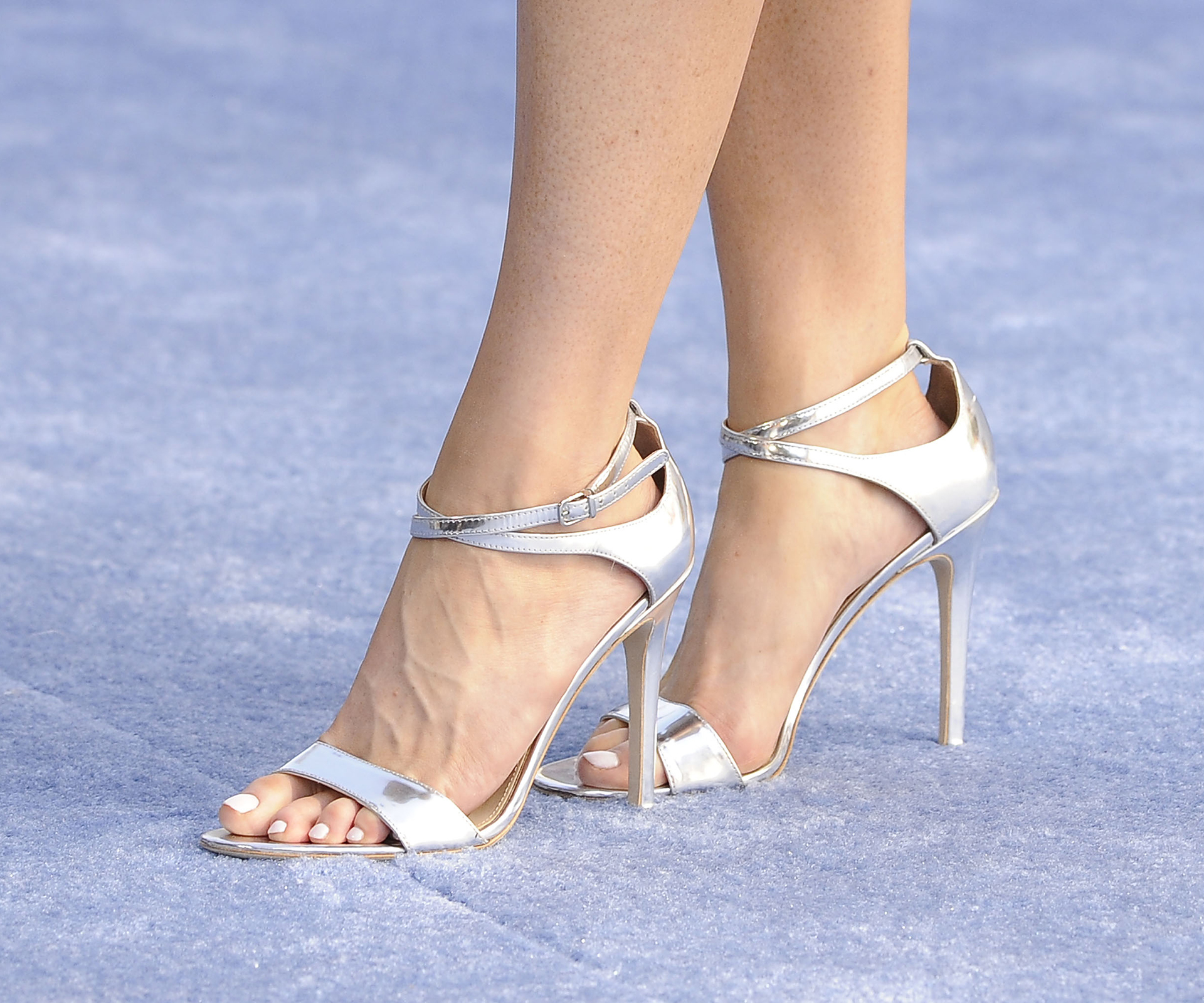 Fuss High Heels