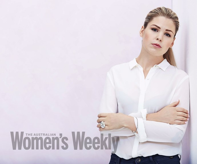 Belle Gibson photographed by The Australian Women's Weekly