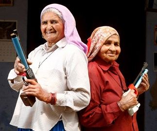Meet the gun toting grannies of India