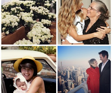 Sweet celebrity Mother's Day tributes