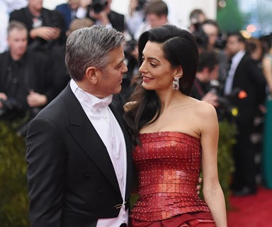 George Clooney's promise to Amal