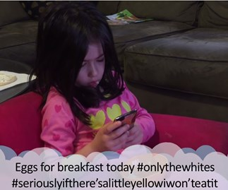 Five-year-old gets a twitter account and its everything we've ever dreamed of