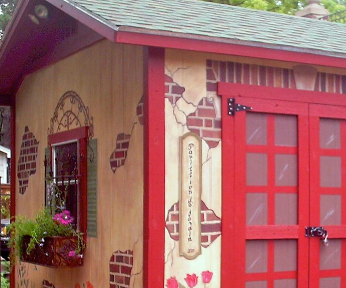 She Sheds: The female answer to the Man Cave