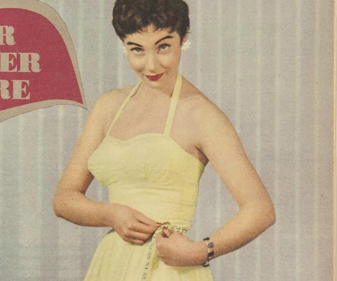 ideal woman in 1950s The average woman's shape has gone from curvy hourglass to chunky apple   the healthier 1950s diet was around 55% carbs - mainly from.