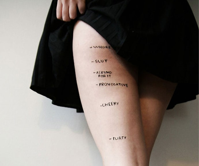 What your skirt length says about you: Artist's image goes viral