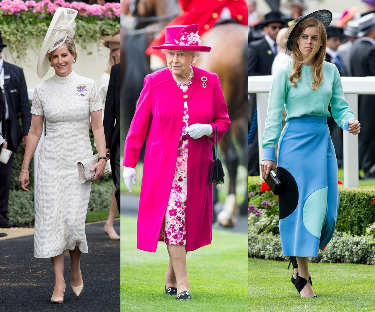 ascot cougar women Solow was the first winner at the 2015 royal ascot meeting, taking victory in the queen anne stakes the two other hotly anticipated races were the king's stand stakes and the st.