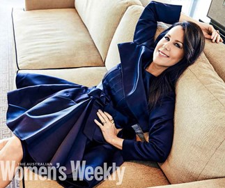 Julia Morris stars on The Weekly's July cover