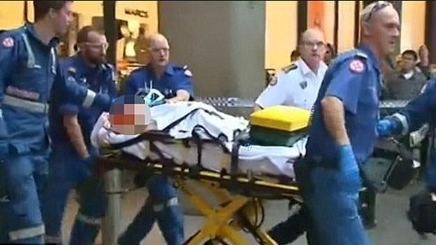 Boy plummets to death in Sydney's QVB