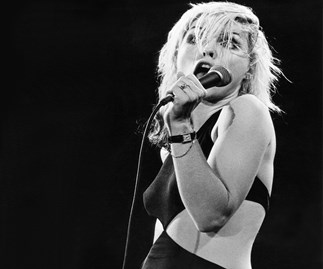 From Playboy Bunny to Punk singer to serial killer escapee, Blondie's Deborah Harry celebrates 70!
