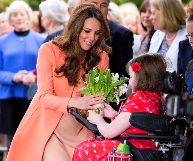 Kate's sweet gesture for Princess Charlotte's christening