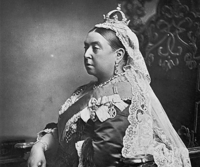 Queen Victoria's underwear to be auctioned