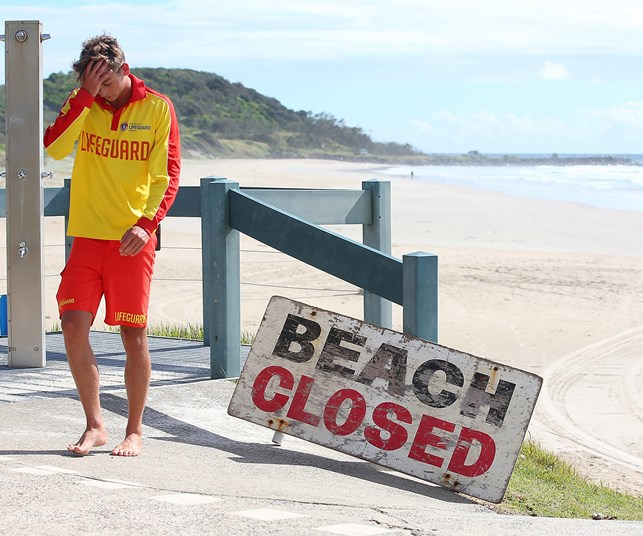 Man attacked by shark off New South Wales north coast