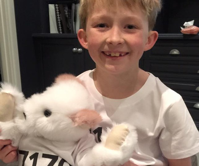 Meet this 11-year-old hero using his pocket money to start a charity for sick kids
