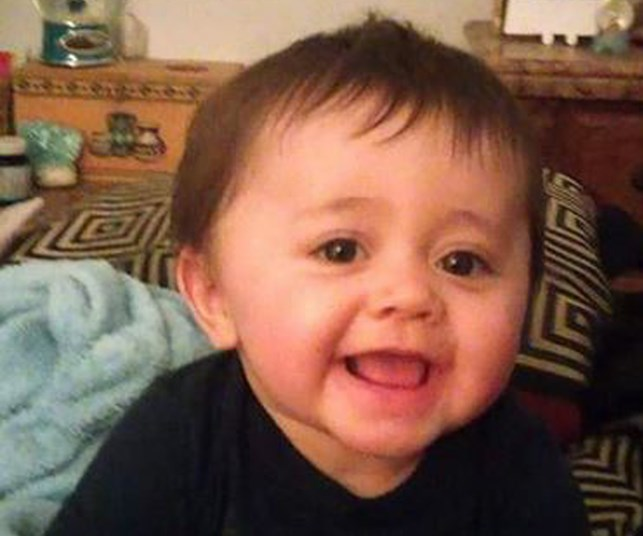 Baby missing after dad jumps off bridge