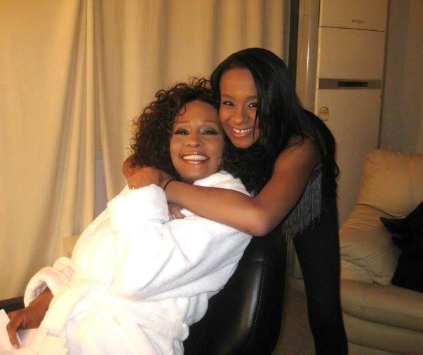Bobbi Kristina to be buried next to mum Whitney Houston