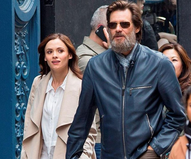 Jim Carrey's girlfriend commits suicide
