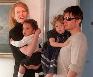 Nicole Kidman not invited to daughter's secret wedding