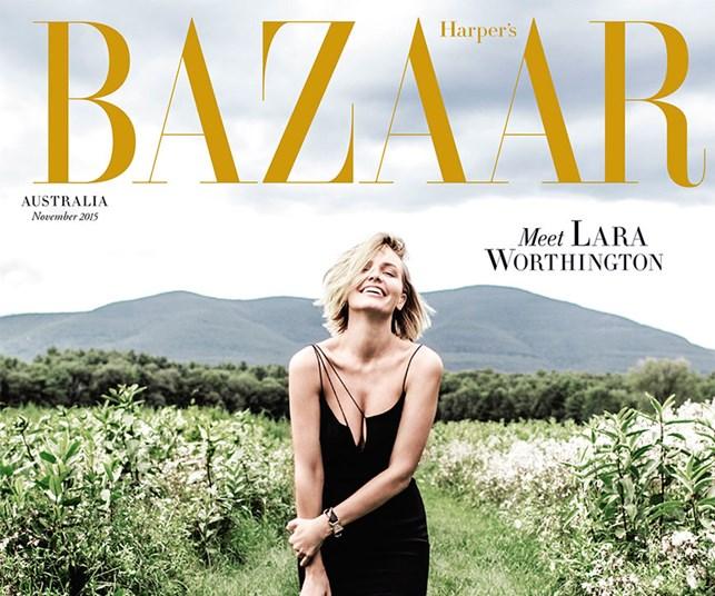 Hello, Lara Worthington!