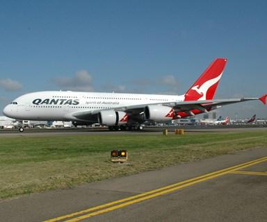 Qantas on alert over missile strikes