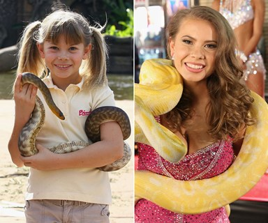 From jungle girl to dancing queen: The evolution of Bindi Irwin