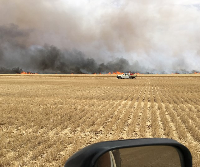 South Australian fires: 'My family home was destroyed'