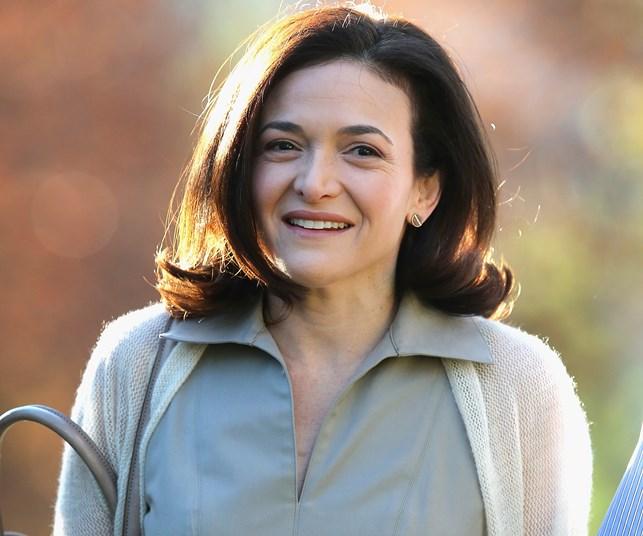 Sheryl Sandberg pens emotional essay about finding peace
