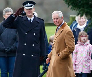 Prince Charles reveals if he's ever been on nappy duty