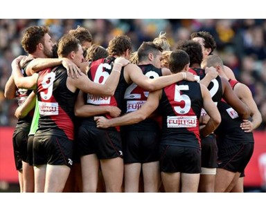 34 Essendon Bombers players found guilty of doping