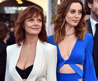 Susan Sarandon's super sexy outfit at 69