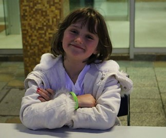 The little Australian girl doctors refuse to treat