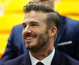 David Beckham's heartwarming random act of kindness
