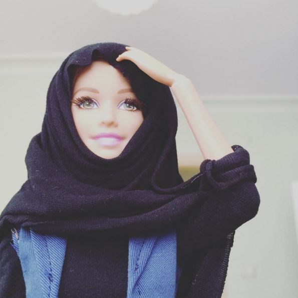 Muslim Barbie takes Instagram by storm