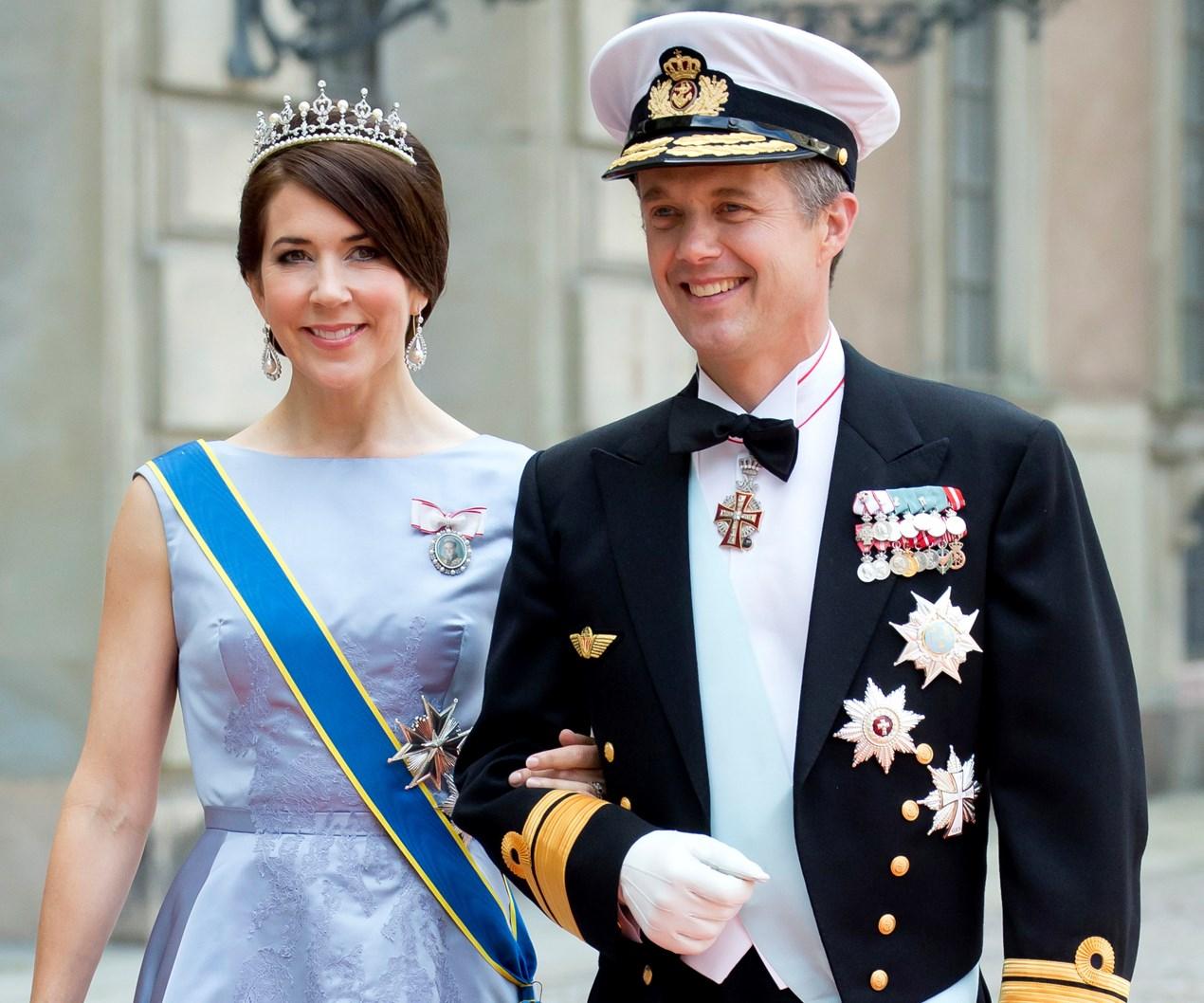 Happy birthday, Princess Mary!