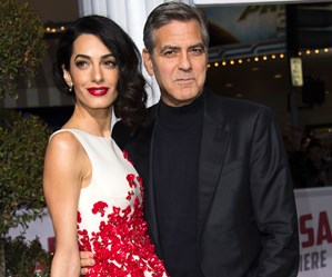George Clooney reveals the secret to his happy marriage