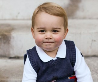 Kate reveals what George wants to be when he grows up
