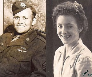 WWII veteran flying to Australia to reunite with long lost love