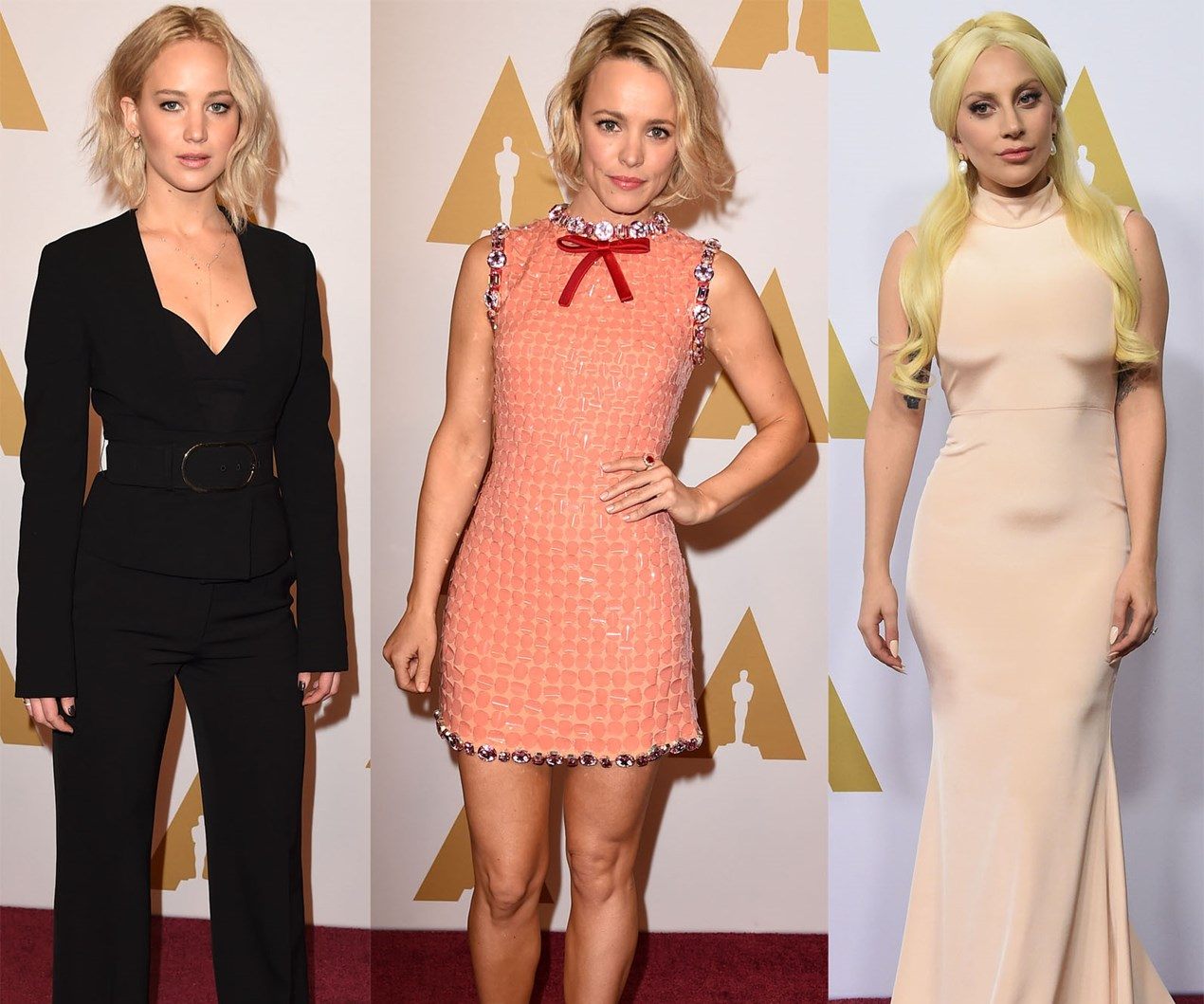 The 2016 Academy Awards Luncheon Red Carpet