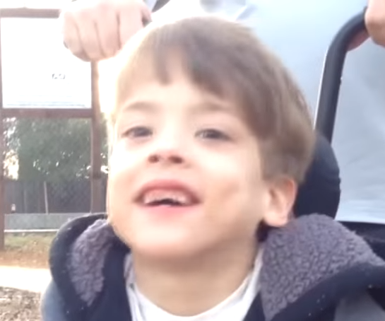 This video of a dad and son with cerebral palsy will make you smile