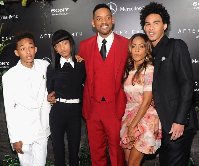 Will Smith: Hands-off parenting was a mistake