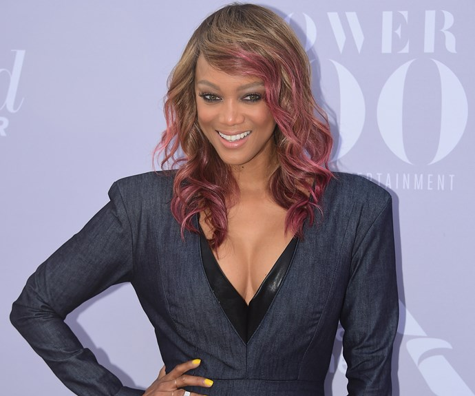 Tyra Banks shares first photo of son York