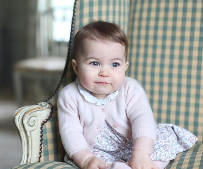 Prince William: 'Charlotte is so easy and sweet'