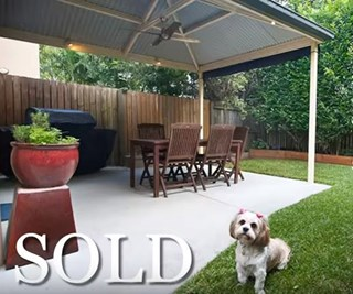 This Queensland dog can help sell your home