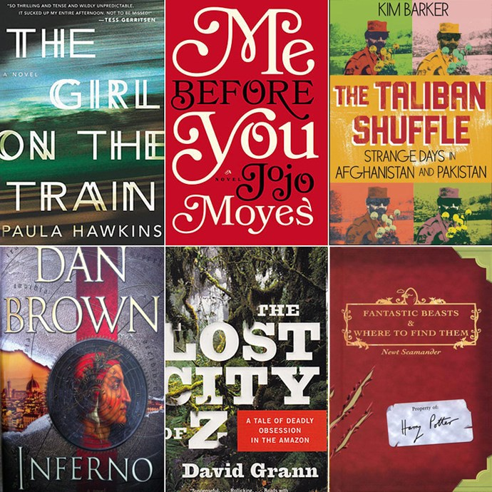 The books you need to read before the movie