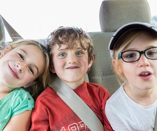 Top tips for travel with kids