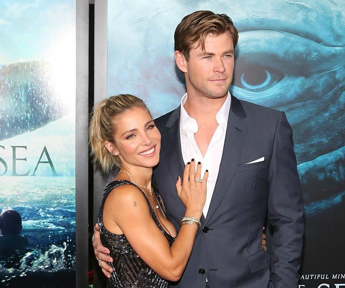 Why Chris Hemsworth And Elsa Pataky Rushed To The Altar