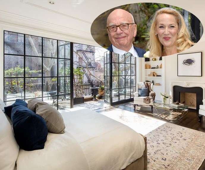 Inside Rupert and Jerry's $42 million NYC apartment