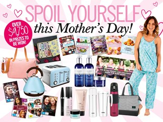 Tired of slippers? Spoil yourself this Mother's Day and enter our competition created just for you.
