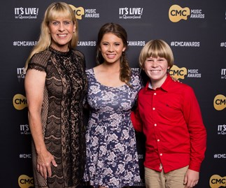 Bindi Irwin addresses rumours Terri has found new love