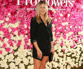 Jennifer Aniston reveals her diet secrets